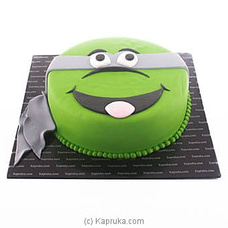 Ninja Turtle at Kapruka Online for cakes