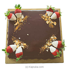 Dark And White Chocolate Layer Gateauat Kapruka Online for cakes