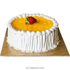 Pineapple Gateau By Mahaweli Reach at Kapruka Online for cakes