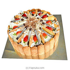 Tiramisu Cake By Mahaweli Reach at Kapruka Online for cakes