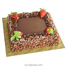 Crunchy Choco Pops Cake at Kapruka Online