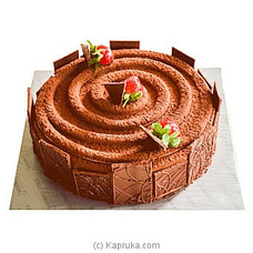 Old Fashion Chocolate Cake By Mahaweli Reach at Kapruka Online for cakes