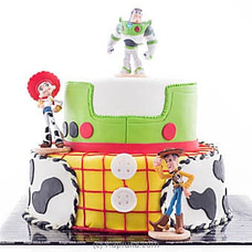 Toy Story 4 Ribbon Cakeat Kapruka Online for cakes