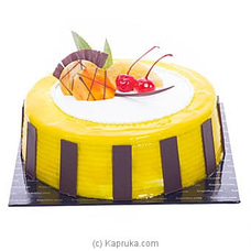 Dreamy Creamy Pineapple Cakeat Kapruka Online for cakes