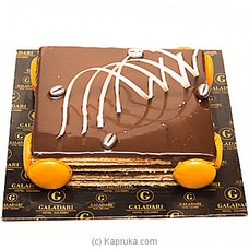 Opera Cake By Galadari at Kapruka Online for cakes