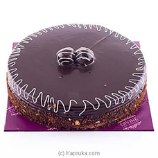 Divine Chocolate Gateau at Kapruka Online
