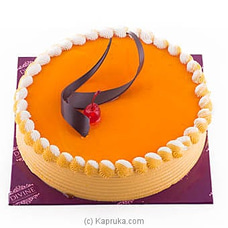 Divine Orange Curd Cakeat Kapruka Online for cakes