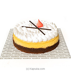 Movenpick Chocolate Brownie Cheese Cake By Movenpick at Kapruka Online for cakes