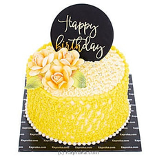 Fancy Pleasure Birthday Cakeat Kapruka Online for cakes