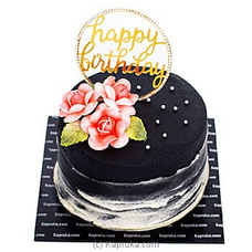Melody Of Delicacy Birthday Cake at Kapruka Online