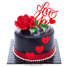 Charming Valentineat Kapruka Online for cakes