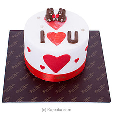 Cuddly Teddy Red Velvet Cake (GMC)at Kapruka Online for cakes
