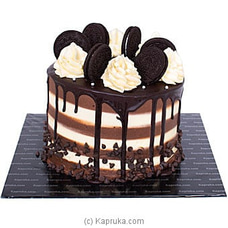 Black Oreo Cake at Kapruka Online