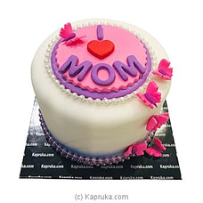 Just For You Mom Ribbon Cakeat Kapruka Online for cakes