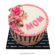 It`s Your Day Mom Ribbon Cakeat Kapruka Online for cakes