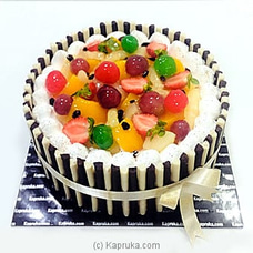 Fruity Fruit Gateau at Kapruka Online