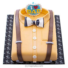 Waters Edge I Love You Dad Cakeat Kapruka Online for cakes