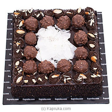 Rich Mellow Chocolate Gateau at Kapruka Online