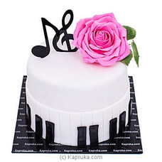 Music Adorbs Ribbon Cakeat Kapruka Online for cakes