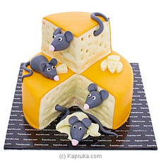 Hello Mouse Ribbon Cake at Kapruka Online