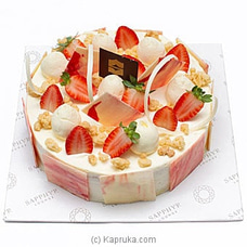 Shangri-la Strawberry Short Cake at Kapruka Online
