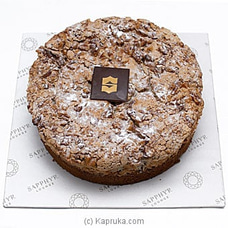 Shangri-la Apple Cinnamon Praline Cake at Kapruka Online