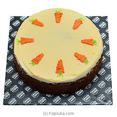 Green Cabin Carrot Cake By Green Cabin at Kapruka Online for cakes