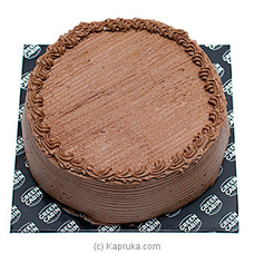 Green Cabin Chocolate Mini Cake By Green Cabin at Kapruka Online for cakes