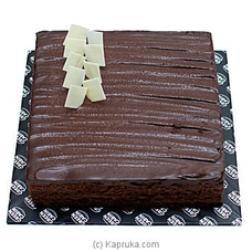 Green Cabin Chocolate Delight Cake By Green Cabin at Kapruka Online for cakes