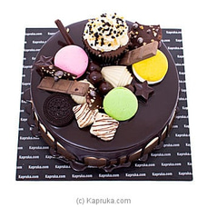 Royal Crunch Chocolate Cake at Kapruka Online