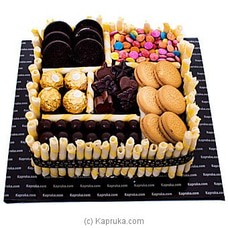 Candy Cookie Chocolate Cake at Kapruka Online