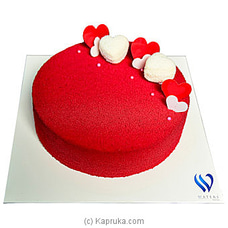 Waters Edge Love-licious Cakeat Kapruka Online for cakes