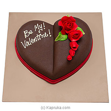 Cinnamon Lakeside Be My Valentine Cakeat Kapruka Online for cakes