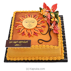 New Year Sunris..at Kapruka Online for cakes