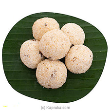 Rava Laddu 20 Pieces Pack at Kapruka Online