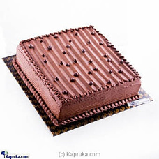 Chocolate Cake - Large - 4.2 lbsat Kapruka Online for cakes