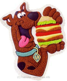 Fab - Scooby-Doo By Fab at Kapruka Online for cakes