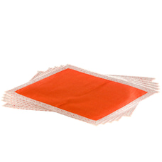 Beeralu Decorated Table Mat Set of six pieces(orange)at Kapruka Online for cross_border