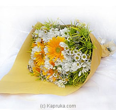 Bouquet of Sunshine Kisses By Flower Republic at Kapruka Online for flowers