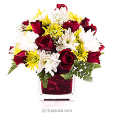 Ruby Radiance By Flower Republic at Kapruka Online for flowers