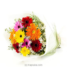 Frills of harmony flower bouquet at Kapruka Online