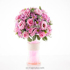 Pamper Me Pink By Flower Republic at Kapruka Online for flowers