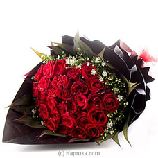 Black Magic Love flower bouquet at Kapruka Online
