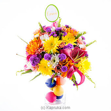 Happy Easter Blooms By Flower Republic at Kapruka Online for flowers
