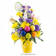 Joy Of Easter  By Flower Republic at Kapruka Online for flowers