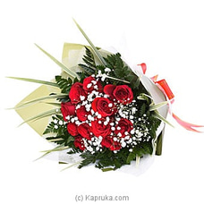 Pleasure Moment BOUQUET,REDROSES,VALENTINE at Kapruka Online