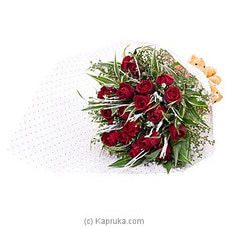 Teddy Rose Bouquet By Flower Republic at Kapruka Online for flowers