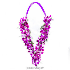 Orchid Garland By Flower Republic at Kapruka Online for flowers