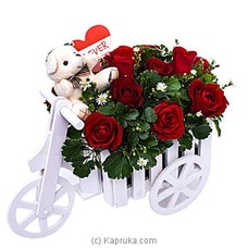 Love Cart Ride at Kapruka Online