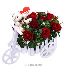 Love Cart Ride By Flower Republic at Kapruka Online for flowers